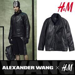 限定1点限り 【あす楽】【サイズM】【メンズ】【送料無料】Alexander Wang H&M アレキサンダー...