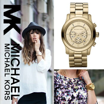 MichaelKorsマイケルコース腕時計MK8077