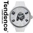 TENDENCE テンデンス 腕時計 時計 アパッチスカル 05023013F1 インポート ホワイト 05023012A4 05023015G1 05023014H1 同シリーズ あす楽 日本未発売モデル