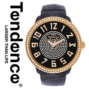 【海外取寄せ】【雑誌掲載アイテム】【スワロスキー】TENDENCE テンデンス 腕時計 時計 …