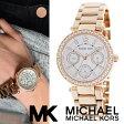 【海外取寄せ】【送料無料】マイケルコース Michael Kors 腕時計 時計 MK5616【インポート】【ピンクゴールド】MK5701 MK2280 MK5632 MK2293 MK2297 MK2281 MK5633 MK2249 MK5354 MK5353 MK5491 MK5688 MK5896 同シリーズ