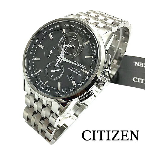 腕時計, メンズ腕時計  World Chronograph A-T CITIZEN ECO DRIVE AT8110-53E