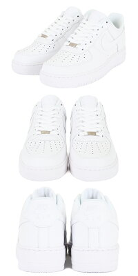 【ポイント10倍】NIKEAIRFORCE1'07(315122-111)WHITE/WHITE【ナイキエアフォース1'07】