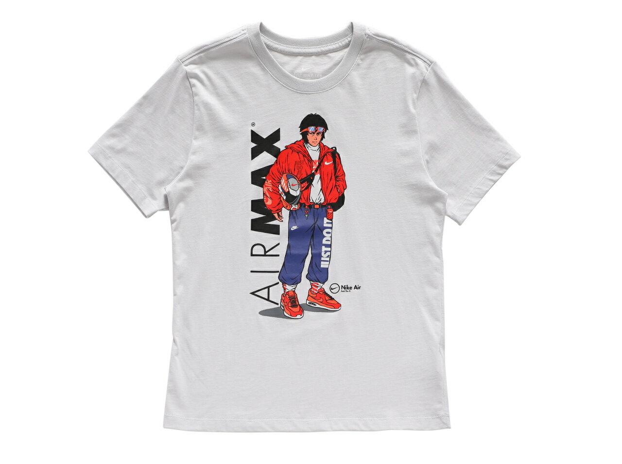 トップス, Tシャツ・カットソー NIKE NSW MANGA HYPEMAN SS TEE - (DB6158-025) T