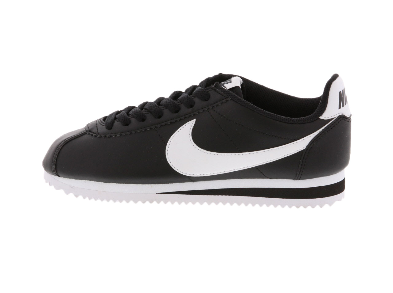 レディース靴, スニーカー 10OFF!NIKE WMNS CLASSIC CORTEZ LEATHER(807471-010)