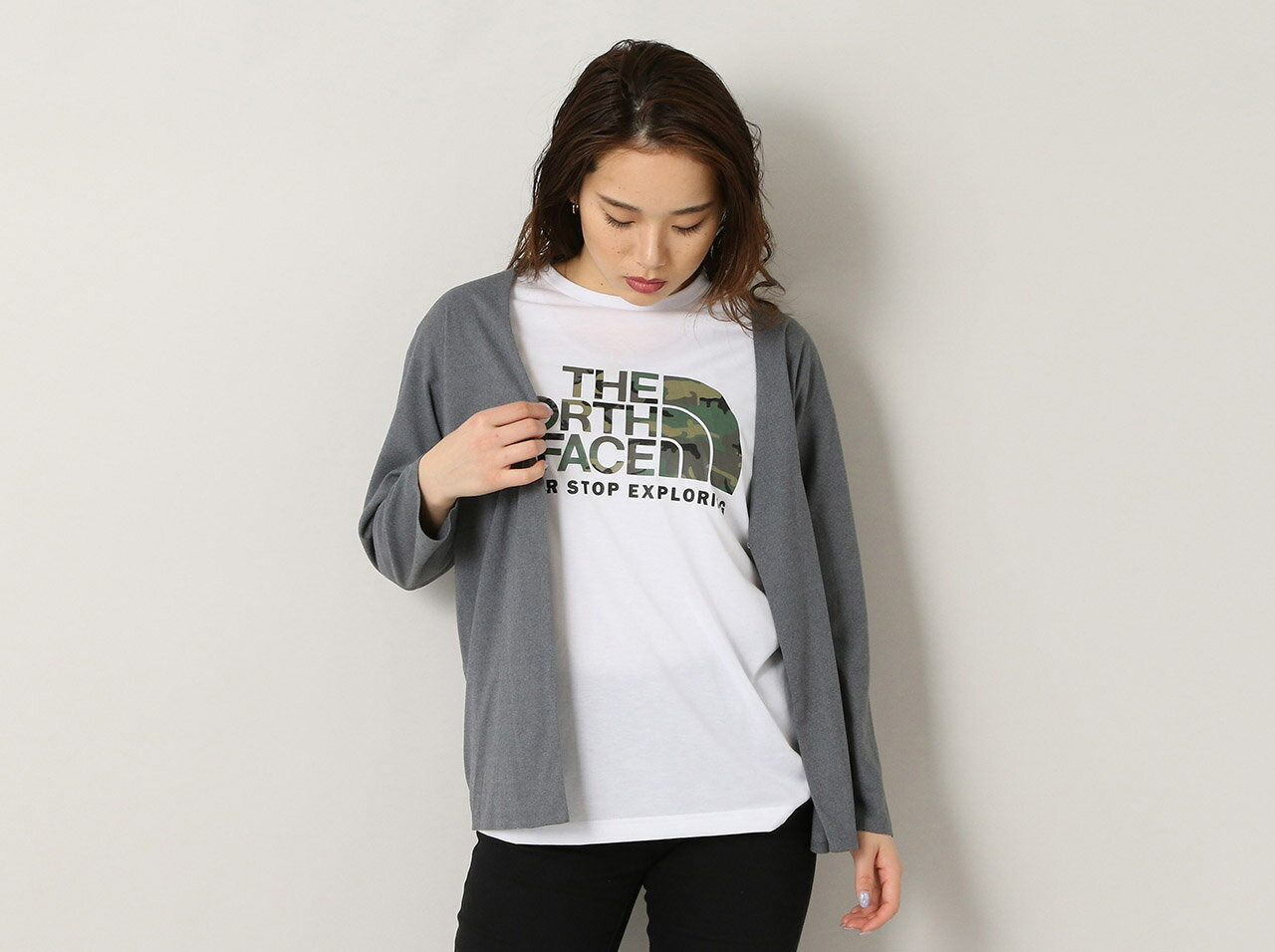 トップス, Tシャツ・カットソー THE NORTH FACELTech Lounge Cardigan(NTW11961)