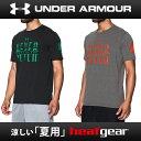 アンダーアーマー メンズ バスケットボール ウェア 半袖 Tシャツ TECH NEVER COUNT ME OUT 1295515 2017年春夏モデル UNDER ARMOUR
