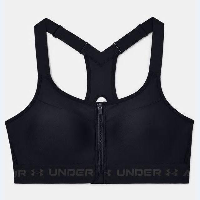 UNDERARMOUR(アンダーアーマー)『UAアーマーハイジップクロスバックブラ(トレーニング/WOMEN)(1355110)』