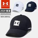 ☆アンダーアーマー メンズ キャップ 帽子 ゴルフ UA オフィシャル ツアーキャップ3.0 通気性 軽量性 耐久性 1328667 UNDER ARMOUR あす楽
