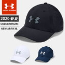 アンダーアーマー メンズ キャップ 帽子 ゴルフ 1328670 UA ドライバーキャップ3.0 サイズ調節可能