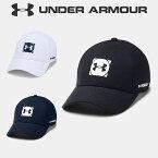 ☆アンダーアーマー クリアランス メンズ キャップ ゴルフ ゴルフキャップ ジョーダンスピース 帽子 1328667 UNDER ARMOUR オフィシャルツアーキャップ3.0 あす楽