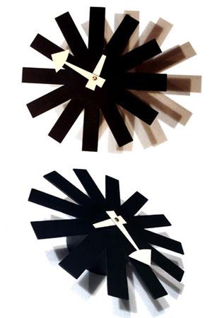 George Nelson/ジョージネルソン Asterisk Clock/アスタリスククロック ミッドセンチュリー 掛時計 リプロダクト品 ネルソンクロック【新品】
