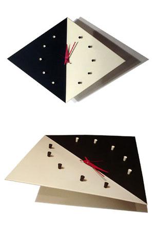 George Nelson/ジョージネルソン Kite Clock/カイトクロック ミッドセンチュリー 掛時計 リプロダクト品 ネルソンクロック【新品】
