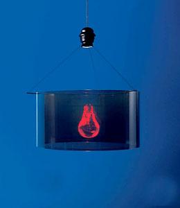Wo Bist Du, Edison,...?/エジソン Ingo Maurer/インゴ・マウラーデザイン 照明 ライト ペンダントランプ インゴマウラー 正規代理店 正規品保証 送料無料【新品】