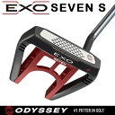 ODYSSEY【オデッセイ】EXO SEVEN S パター【エクソー セブン エス】7S「日本正規品」