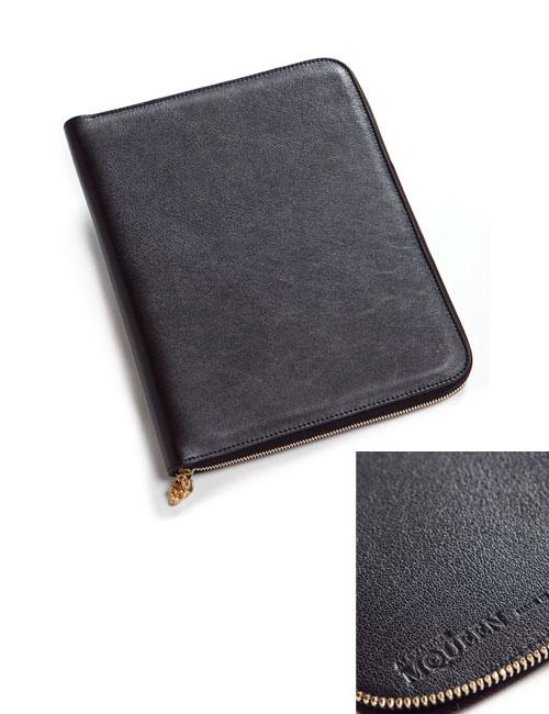 アレキサンダーマックイーン AlexanderMcQueen iPadケース 303294 AUP0 ブラックアウトレット 目玉商品 G-SALE:アンダーウェア