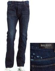 バルマン【BALMAIN】パンツバルマン【BALMAIN】パンツ/ジーンズ【メンズ】(T580 B526U)ネイビー...