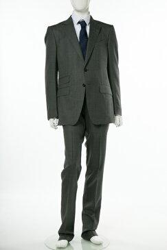 トムフォード TOM FORD スーツ 2ピーススーツ ビジネススーツ 7R D メンズ 222R34 21YA4C グレー 送料無料 2017年秋冬新作