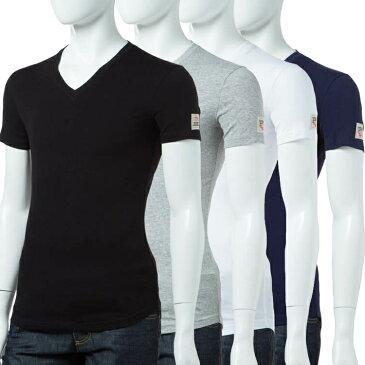ディースクエアード DSQUARED2 Tシャツアンダーウェア Tシャツ 半袖 Vネック メンズ DCM830010 楽ギフ_包装 DSQ限定特価 【ラッキーシール対応】