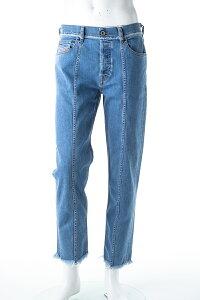 ディーゼル DIESEL ジーンズパンツ ストレートデニム DAGH L.32 PANTALONI メンズ 00S7Q5 084TD ブルー 送料無料 楽ギフ_包装