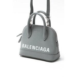 Balenciaga BALENCIAGA 토트 백 숄더 백 550646 0OTII 그레이 무료 배송 Spring Summer 2019 New