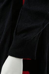 ステラマッカートニーSTELLAMcCARTNEYセーターニット丸首クルーネックレディース501549S1842ネイビー送料無料楽ギフ_包装【ラッキーシール対応】