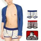 BENDAVIS(ベンデイビス)ステッカーロゴボクサーパンツ/メンズ