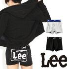 Lee(リー)バックロゴボクサーパンツ/メンズ