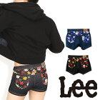 Lee(リー)アロハデニムボクサーパンツ/メンズ