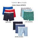 (SALE)TOMMY HILFIGER(トミーヒルフィガー)ボクサーパンツ 3枚セット メンズ 下着 Cotton Classic 09TE015