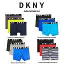 (SALE)DKNY(ダナキャランニューヨーク)ボクサーパンツ 3枚セット マイクロ INSEAM M54304