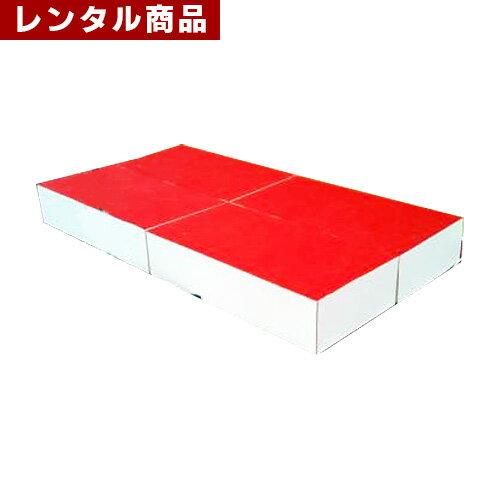 【レンタル】 演台 W450D900H200 4個セット