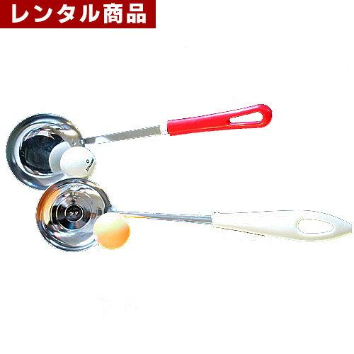 【レンタル】 障害物競走 ピンポン玉&お玉 4個セット