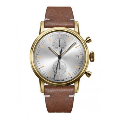 腕時計, メンズ腕時計 UNDONE URBAN CLASSIC Silver sunray