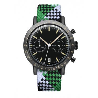 腕時計, 男女兼用腕時計 UNDONE URBAN TOROPICAL Amazon Dial Sport Bezel Black