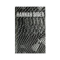 HANNAHSIDER(ハンナサイダー)BOOK[ブランドストリートモードメンズレディースユニセックスフォトブックUNISEX][マスタード/スカイブルー]