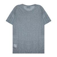 HARMONY(ハーモニー)TERRYT-SHIRT(DARKGREY)[Tシャツ/カットソー/半袖/UNISEX][ダークグレー]
