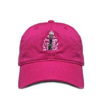 ICONICCULTURE(アイコニックカルチャー)PINKMINKCAP(PINK)[ベースボール/キャップ/UNISEX][ピンク]
