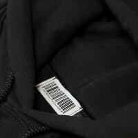 NINETY-TWO(ナインティツー)COLLEGEDROPOUTHOODIE(BLACK/RED)[プルオーバーフーディ/パーカー/スウェット/トップス/ロゴ/UNISEX][ブラック/レッド]