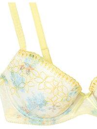 [Rakuten BRAND AVENUE]【WEB限定】Full bloom flowers ブラ&ショーツセット une nana cool ウンナナクール インナー/ナイトウェア