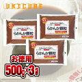 羅漢果顆粒(らかんか)500g×3袋