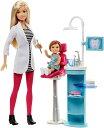 バービー 歯医者さんごっこ Barbie Careers Dentist Playset DHB64