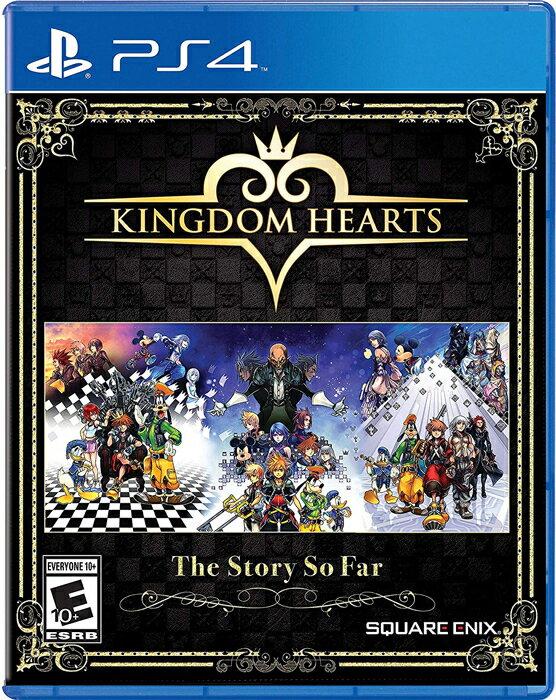 プレイステーション4, ソフト KINGDOM HEARTS - The Story So Far 9