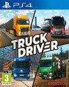 【新品 日本語表記】Truck Driver トラックドライバー PS4 輸入版
