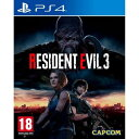 【新品】Resident Evil 3 Remake PS4 輸入版