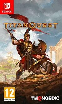 titan quest switch 日本 語