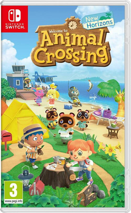 Nintendo Switch, ソフト Animal Crossing: New Horizons Nintendo switch