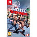 【新品】WWE 2K Battlegrounds バトルグラウンド Nintendo switch 日本語表記対応 輸入版