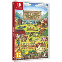 【新品】Stardew Valley スターデューバレー Nintendo switch 日本語対応 輸入版