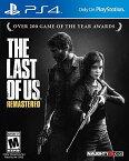 【新品】The Last of Us Remastered ラストオブアス PS4 輸入 北米版